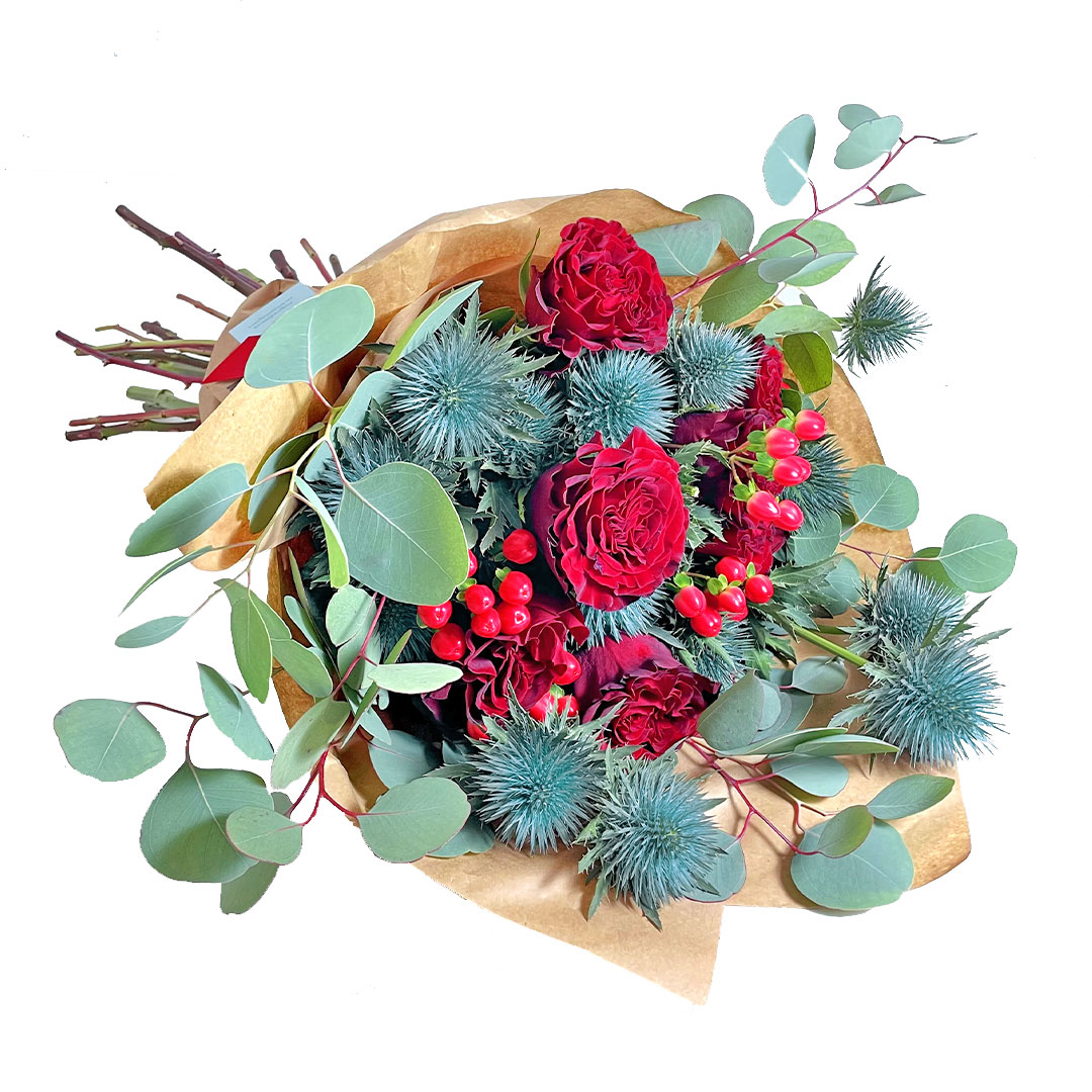 Bouquet solidale San Valentino
