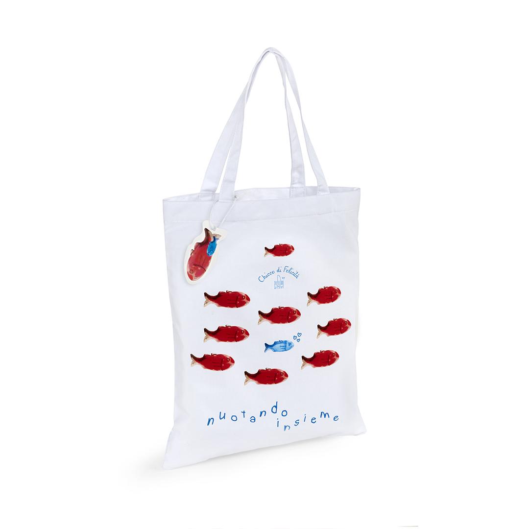 Shopper Chicco di Felicità by Donatella Pellini