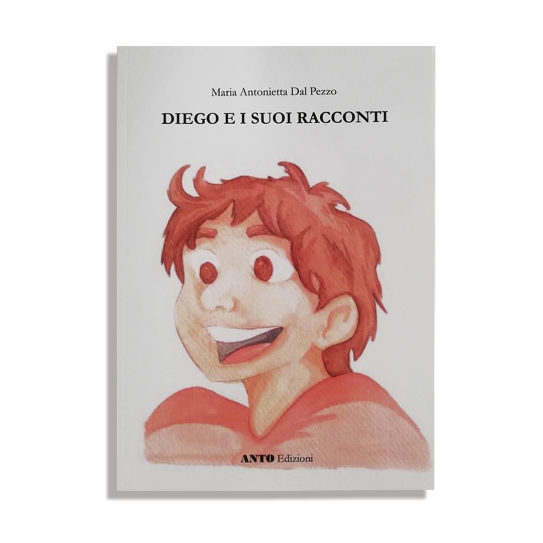 Associazione CAF - Prodotti solidali - Libro Diego e i suoi racconti